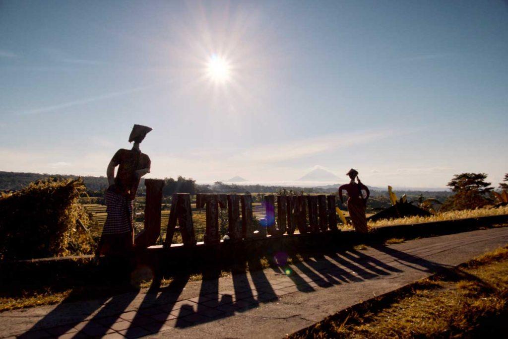 Temple et Nature - Bali Exotique Francophone